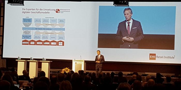 Mittelstand 4.0-Kompetenzzentrum Lingen stellt sich Handelsbranche vor
