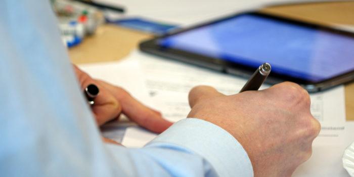 Rechnungsdurchläufe und Dokumentenmanagementsysteme