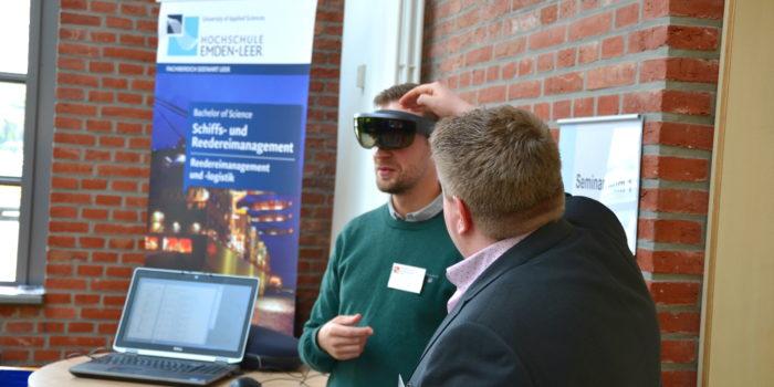 Datenbrillen: Augmented Reality im industriellen Umfeld