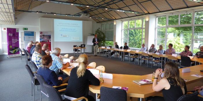 Zeiterfassung und Arbeitsdokumentation in Münster, Coesfeld und Beckum