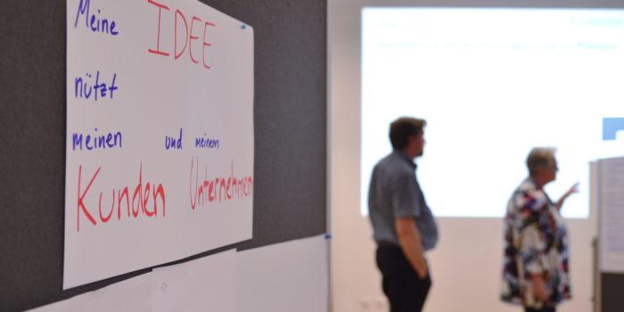 Workshop: Geschäftsmodelle im Handwerk zukunftsfähig machen
