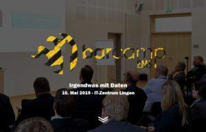 Barcamp Ems 2019 im IT-Zentrum Lingen