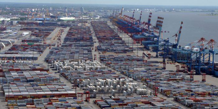 Exkursion zum EUROGATE-Terminal Bremerhaven