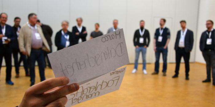 """""""Daten schaffen Werte"""" – Session auf dem Barcamp Ems"""