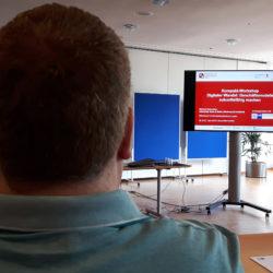 Kompakt-Workshop Digitaler Wandel: Geschäftsmodelle zukunftsfähig gestalten