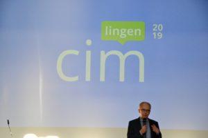 Martin Gerenkamp, Erster Kreisrat des Landkreises Emsland begrüßte die Gäste an beiden Tagen.