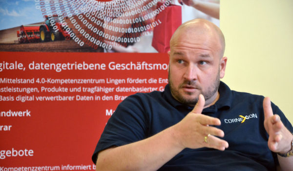 Andreas Bernaczek von Cornexion