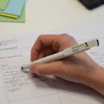 Bearbeitung des Ideen-Karussells für frische Ansätze für die jeweiligen Geschäftsmodelle.