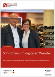 Schuhhaus im digitalen Wandel - Schuhhaus Hölscher