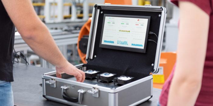 Digitalisierung ist kein Hexenwerk: So wird die Produktion durch Sensorik intelligent