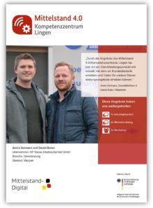 Andre Deimann & Daniel Buten - NP Nüsse Arbeitssicherheit GmbH