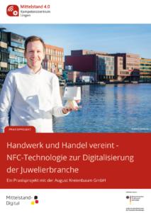 Cover des Praxisbeispiels mit der August Kreienbaum GmbH aus Warendorf.