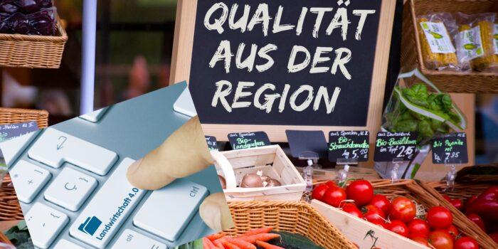 Chancen und Herausforderungen der digitalen landwirtschaftlichen Direktvermarktung