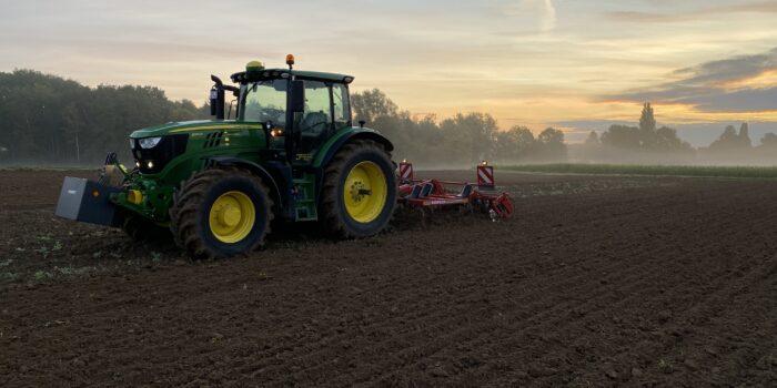 Landwirtschaft 4.0 – Möglichkeiten, Hemmnisse, Risiken